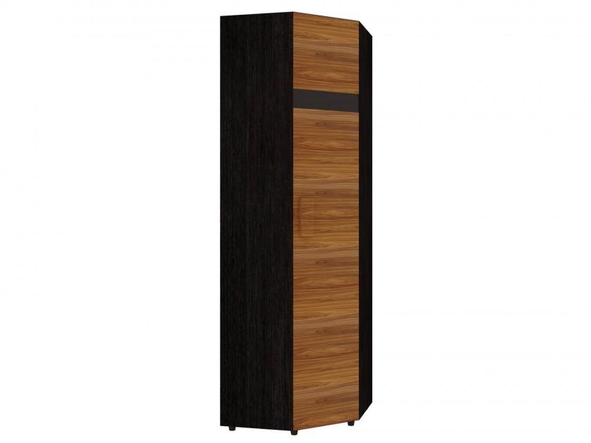 распашной шкаф Шкаф угловой 1 Hyper правый палисандр Hyper для спальни