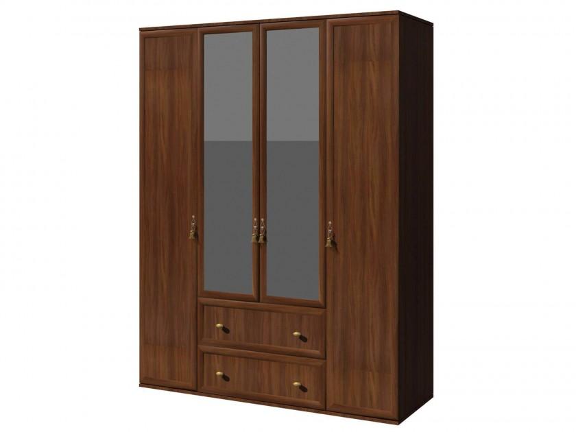 распашной шкаф Шкаф для одежды и белья Милана Милана