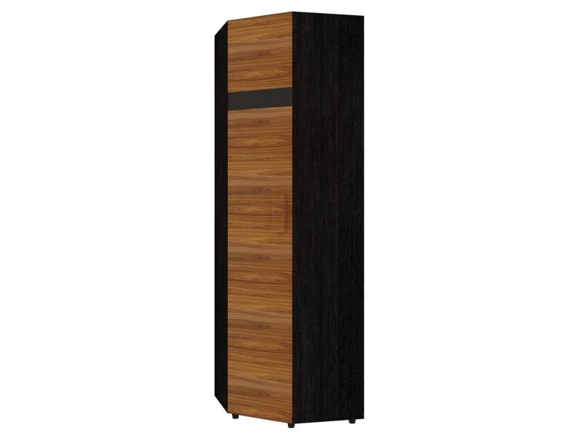 распашной шкаф Шкаф угловой 1 Hyper Палисандр Левый Hyper для спальни