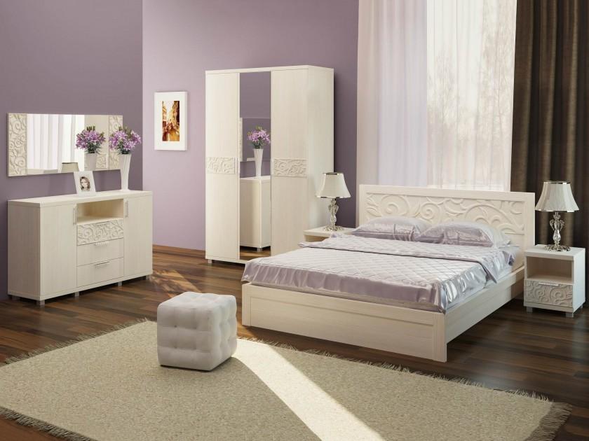 спальный гарнитур Спальня Ирис 2 Ирис мастеровой с сост эргономика квартиры ч 2 спальня кабинет гардеробная