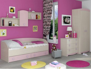 Детский гарнитур Pink