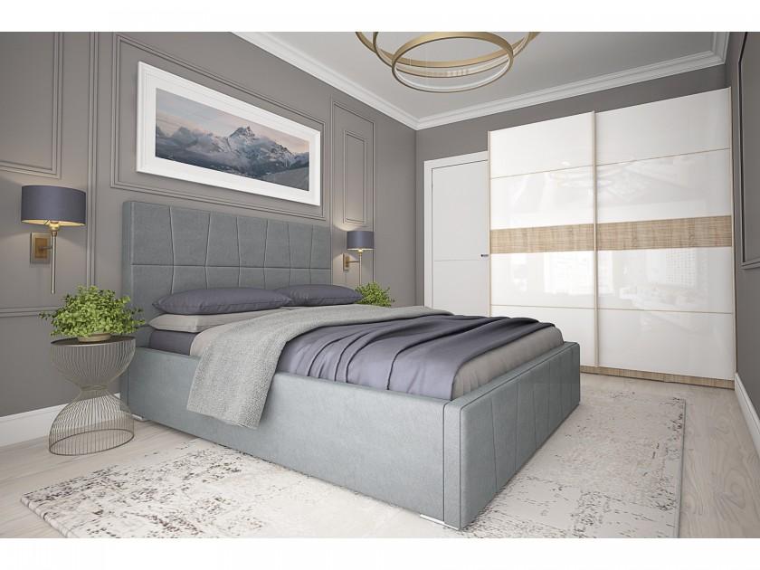 Кровать Пассаж (180х200) с ПМ Пассаж