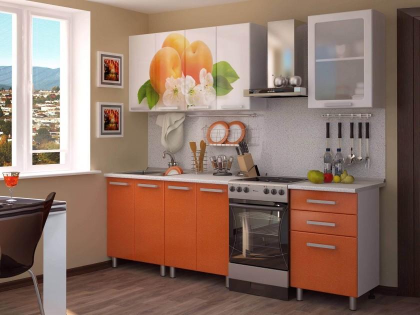 кухонный гарнитур Кухня Печать 1,8 Печать