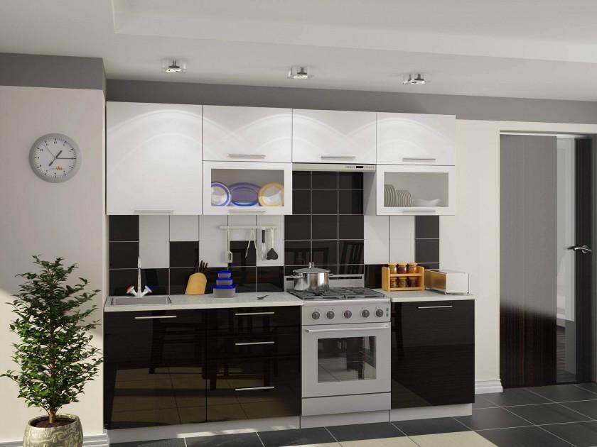 Кухонная мебель глянец