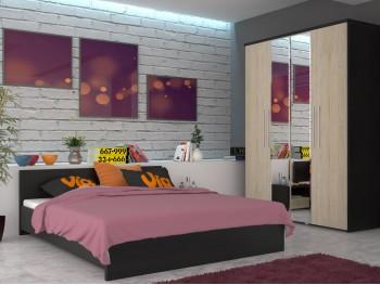 Спальный гарнитур Рамона в цвете Дуб сонома