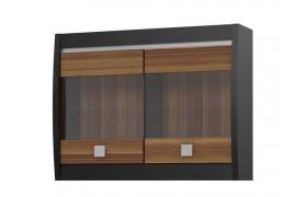 Шкаф для кухни Cseno в цвете Слива валлис