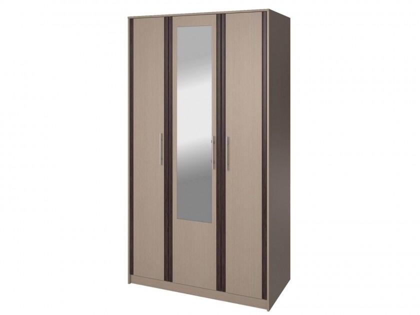 цена на распашной шкаф Шкаф 3-х дверный Novella Novella в цвете Дуб кремона