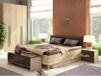 Спальный гарнитур Спальня Ирма 2