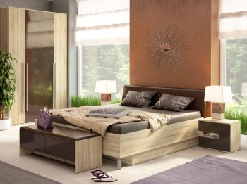 Спальный гарнитур Спальня Ирма 3