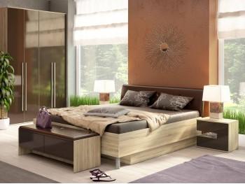 Спальный гарнитур Спальня Ирма 5