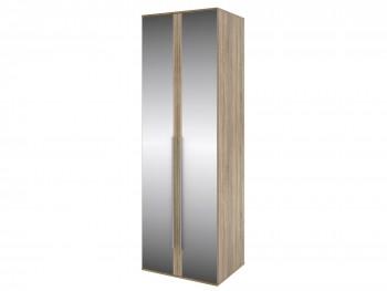 Распашной шкаф Шкаф с зеркалом и полками Ирма