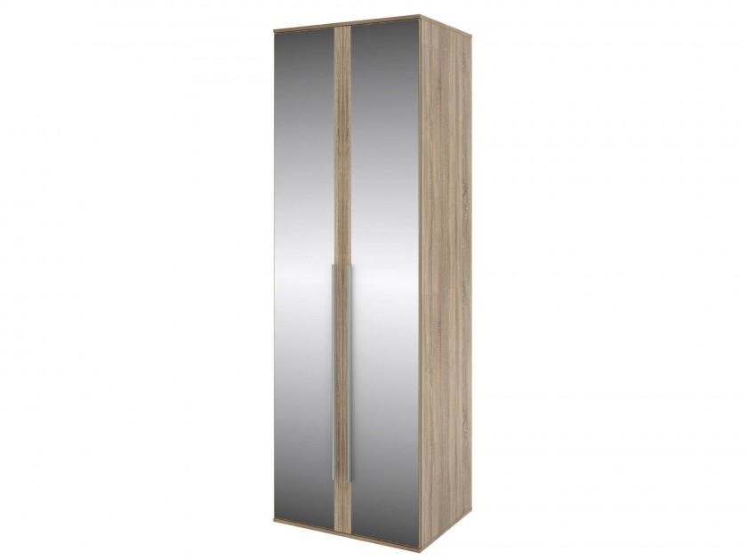 распашной шкаф Шкаф с зеркалом и полками Ирма Ирма