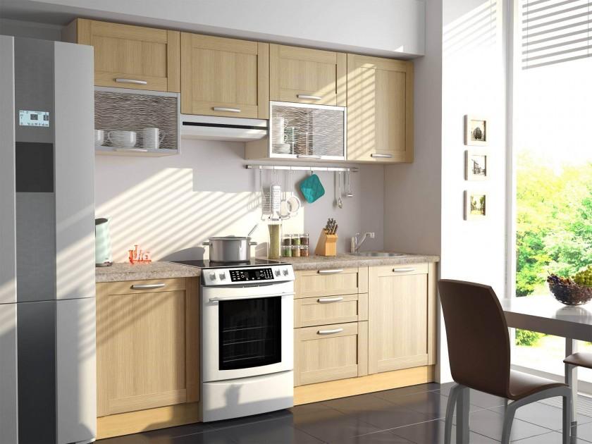 цены кухонный гарнитур Кухня Selena рамка 2400 Selena рамка