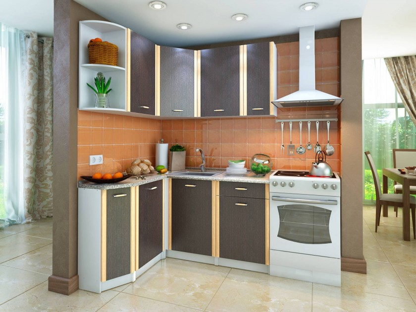 кухонный гарнитур Кухонный гарнитур Бланка левый Бланка