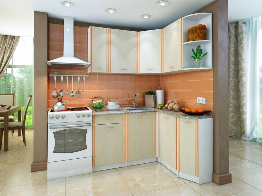 кухонный гарнитур Кухонный гарнитур Бланка правый Бланка