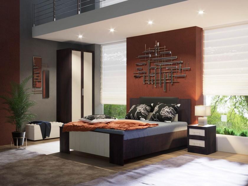 Спальные гарнитуры для маленькой спальни