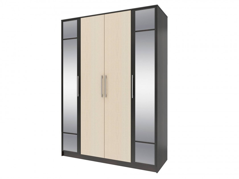 Фото - Шкаф 4-х дверный с зеркалом Уют Уют шкаф с зеркалом тифанистл 305 01