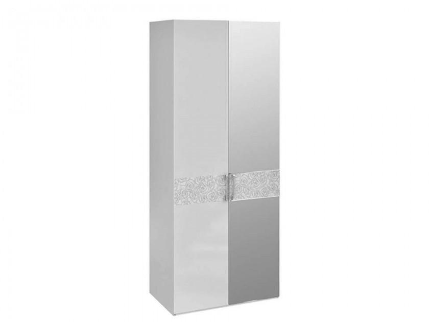 распашной шкаф Шкаф для одежды Амели с зеркалом Амели