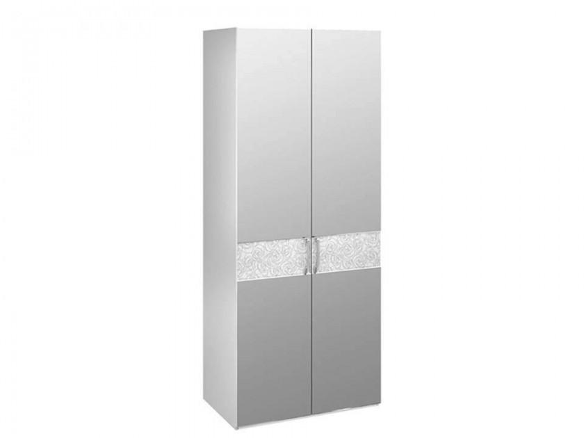 распашной шкаф Шкаф для одежды Амели с зеркалами Амели
