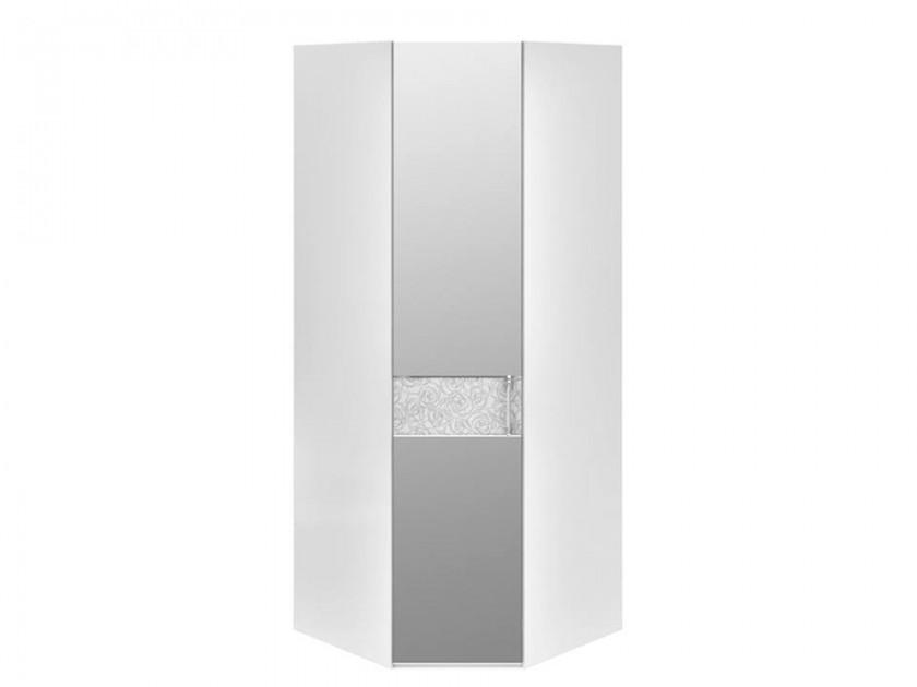 распашной шкаф Шкаф угловой с зеркалом Амели (левый) Амели