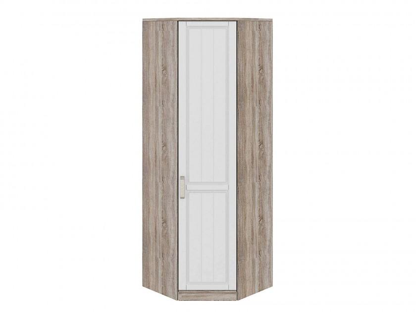 распашной шкаф Шкаф угловой с 1 дверью Прованс Правый Прованс