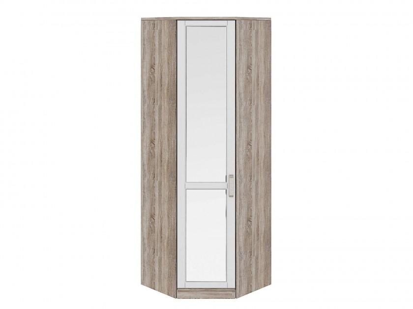 распашной шкаф Шкаф угловой с 1 зеркальной дверью Прованс Левый Прованс