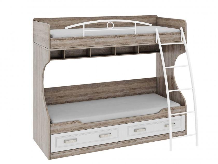 кровать Кровать двухъярусная Прованс Прованс la neige кровать полутороспальная снежный прованс