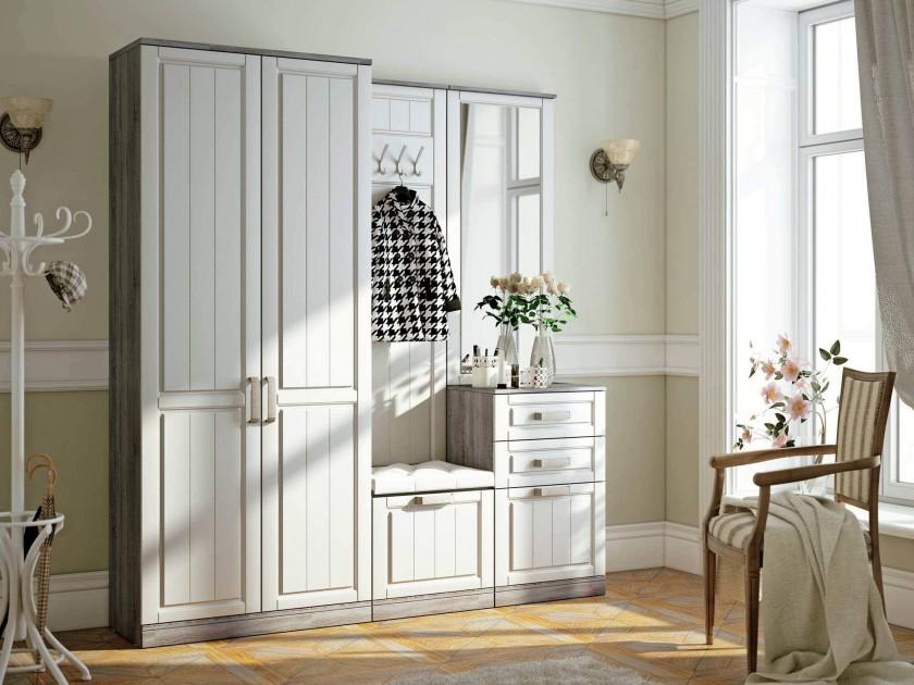 Наборы корпусной мебели с угловым шкафом