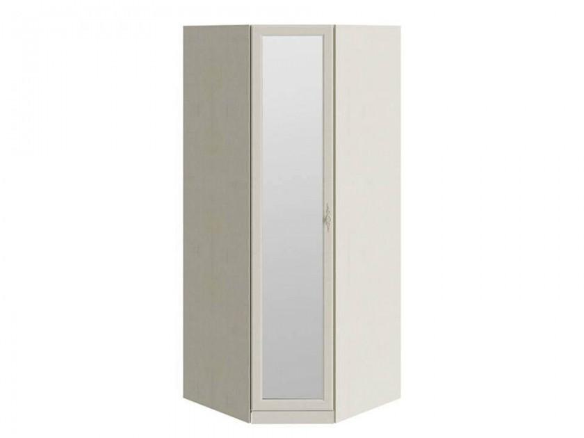 распашной шкаф Шкаф угловой с зеркальной дверью Лючия Лючия