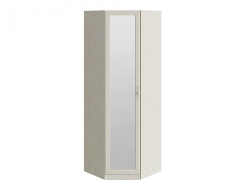 Угловые шкафы с зеркалом в спальню