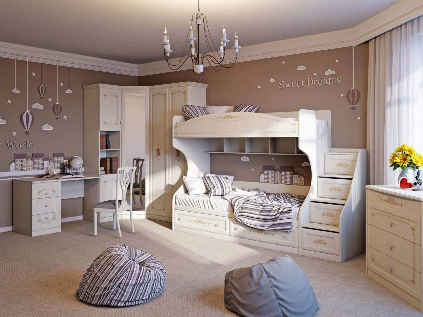 Спальные гарнитуры с 2 кроватями
