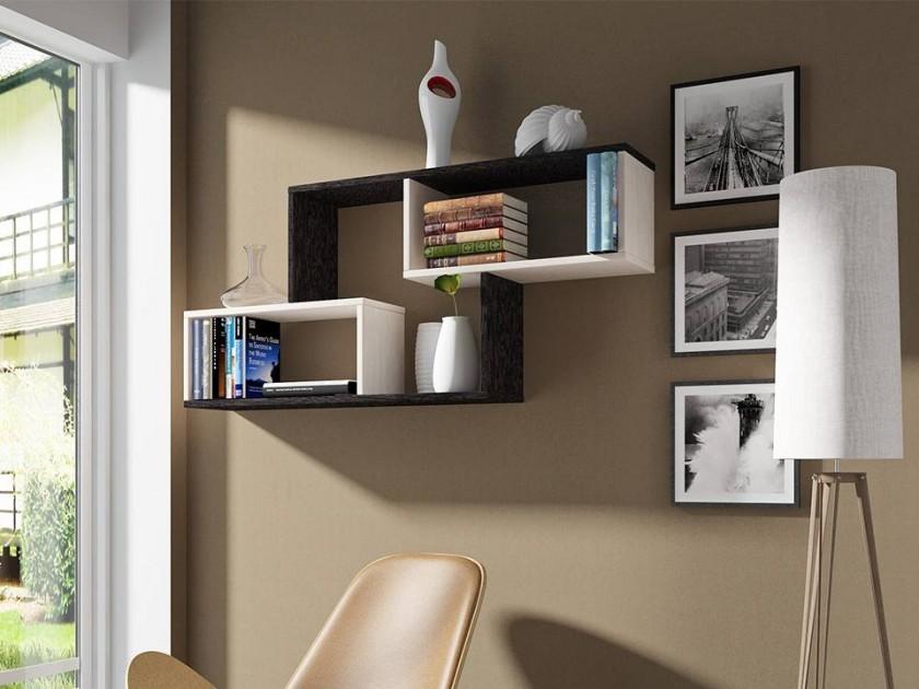 Навесная мебель для гостиной в современном стиле