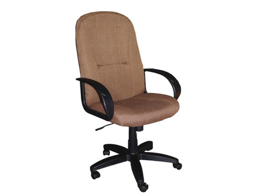 Кресла руководителя с деревянными подлокотниками