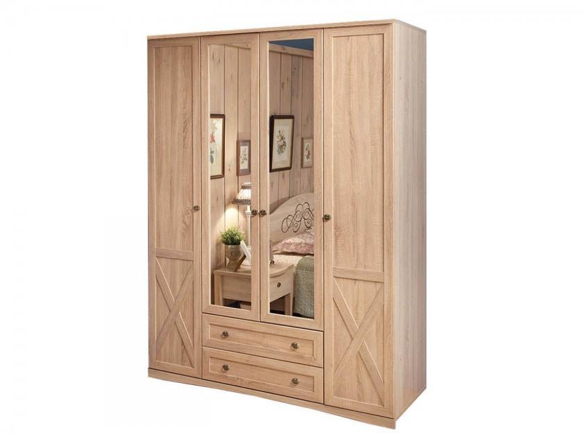 распашной шкаф Шкаф для одежды и белья Adele Adele