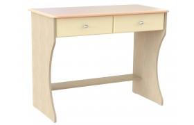 Письменный стол Капитошка в цвете Абрикос Шагрень