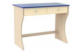 Письменный стол Капитошка в цвете Синяя Шагрень