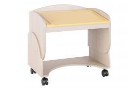 Письменный стол Маугли в цвете Желтый Глянец