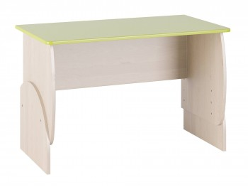 Письменный стол Маугли в цвете Лайм Глянец