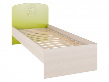 Кровать Маугли в цвете Лайм Глянец