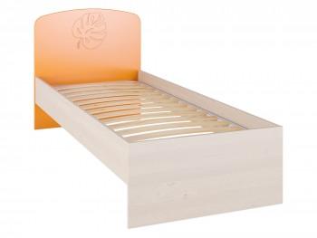 Кровать Маугли в цвете Оранж Глянец