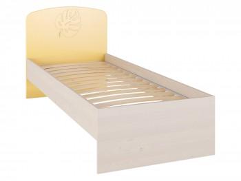 Кровать Маугли в цвете Желтый Глянец