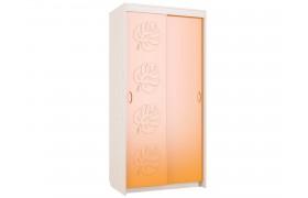 Шкаф-купе Маугли в цвете Оранж Глянец