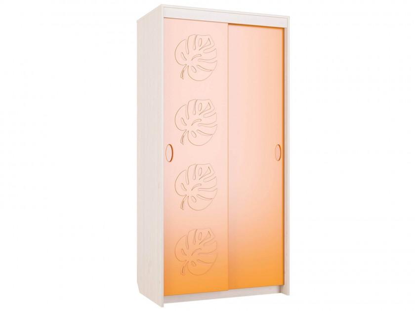 цена на шкаф-купе Шкаф-купе Маугли Маугли в цвете Оранж Глянец