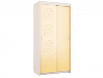 Шкаф-купе Маугли в цвете Желтый Глянец