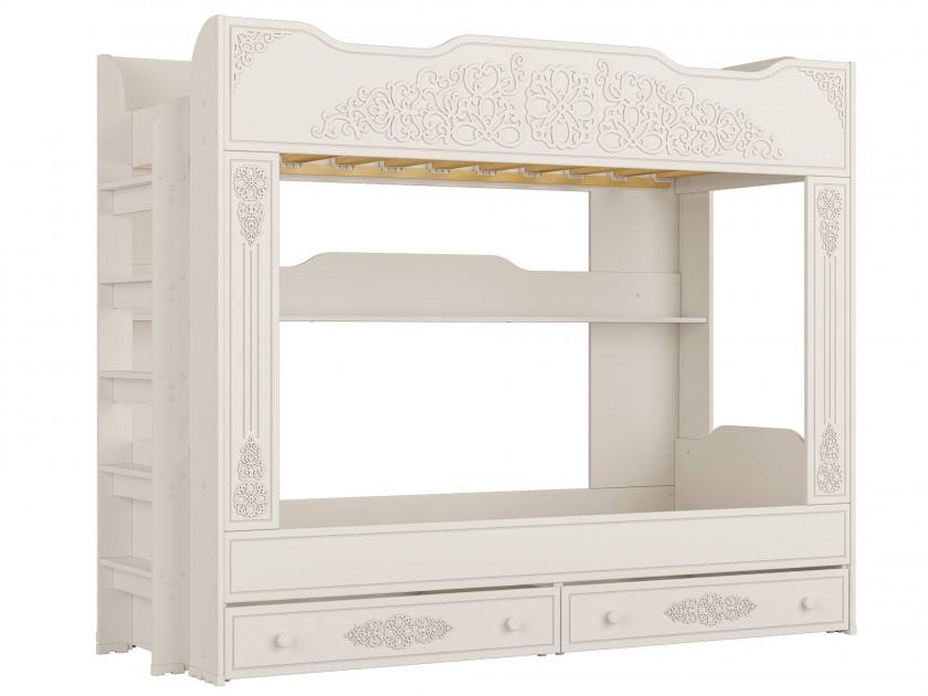 кровать Кровать двухъярусная Ассоль (90х200)