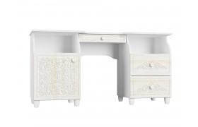 Письменный стол Соня Премиум в цвете Патина Ясень