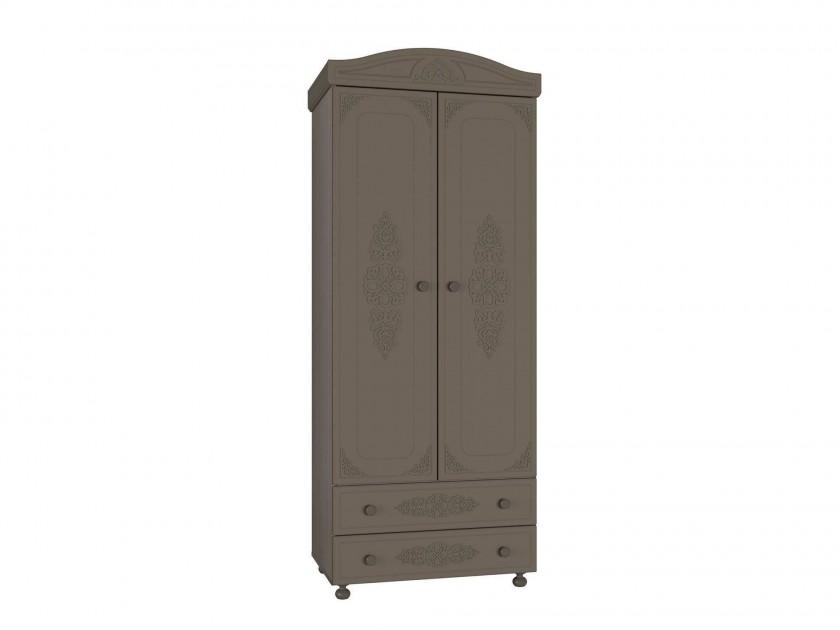 распашной шкаф Шкаф Ассоль Плюс Ассоль Плюс в цвете Грей