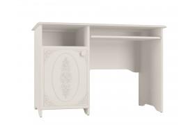 Письменный стол Ассоль в цвете Белый