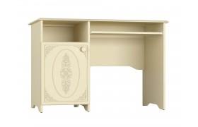 Письменный стол Ассоль Плюс в цвете Ваниль