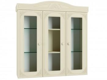 Шкаф для кухни Ассоль Плюс в цвете Ваниль